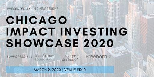 Chicago Impact Investing Showcase 2020