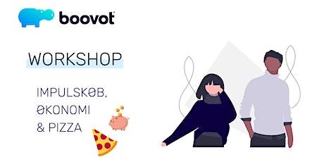 Workshop: Økonomi, pizza & impulskøb tickets