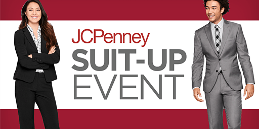 College of Staten Island - JC Penney Suit Up