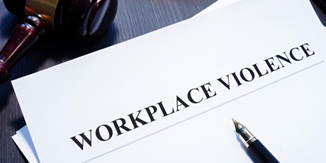 NHA Workplace Violence Prevention Programs - Northern Nevada tickets