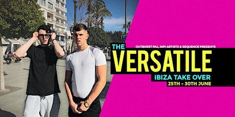Versatile | Ibiza Takeover 2020 tickets