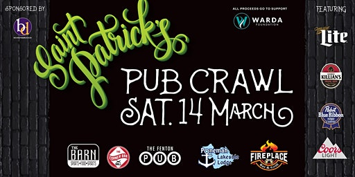 St. Patricks Day Pub Crawl