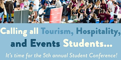 Student Conference 2020 - Thriving in the Visitor Economy