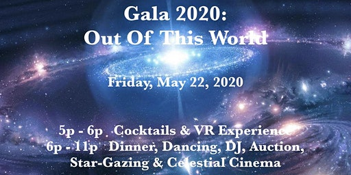 Lake Tahoe School Gala 2020: Out Of This World