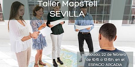 MapsTell Sevilla entradas