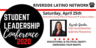 Latino Network Student Leadership Conference 2020