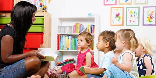 Communication and Language Development of Young Children (Pickens County)