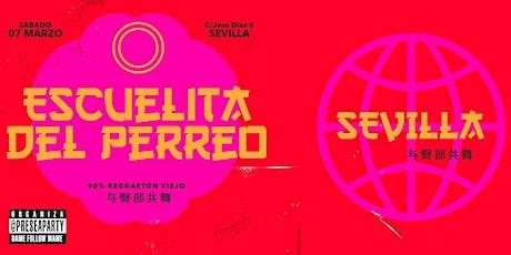 Escuelita del Perreo - Sevilla / Sala La Calle entradas