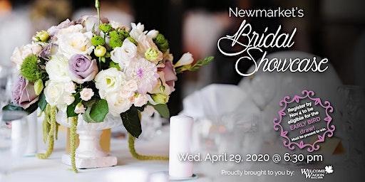 Newmarket/Aurora Bridal Showcase - Spring 2020