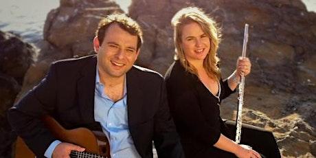 Carmel Guitar Society presents AlmaNova, award-winning guitar/flute duo tickets