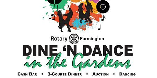 Dine 'n Dance in the Gardens