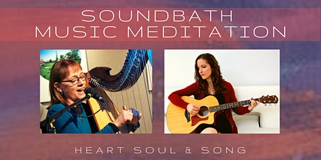 Soundbath Music Meditation YEG tickets