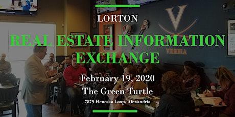 Real Estate Information Exchange & Luncheon  2.19.2020 tickets