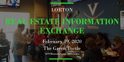 Real Estate Information Exchange & Luncheon  2.19.2020