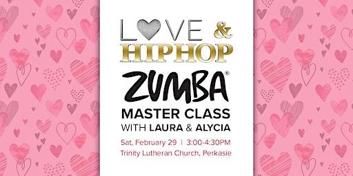 Love & HIP HOP Zumba Master Class
