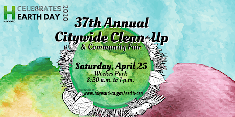CANCELLED - 37th Annual Citywide Clean-up & Community Fair tickets