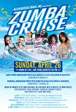 NY Fitness Boat Ride featuring Zumba Session tickets