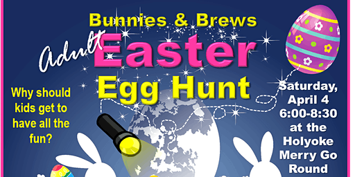 Bunnies and Brews ADULT Easter Egg Hunt