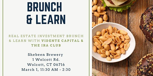 Real Estate Investing Brunch & Learn