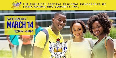 Sigma Gamma Rho Sorority, Inc. - Central Region Youth Symposium