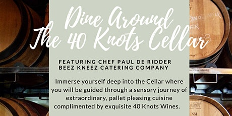 Dine Around  The 40 Knots Cellar billets