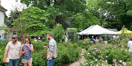 Rosé and Roses: A Twilight Preview of the Garden in Bloom tickets
