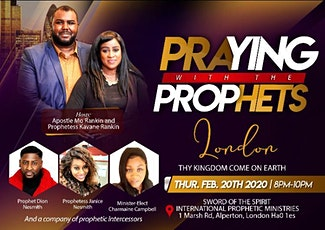 Praying With The Prophets tickets