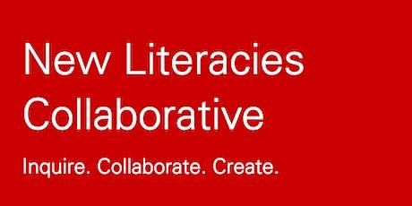 New Literacies Teacher Leader Institute (NLI) 2020 biglietti