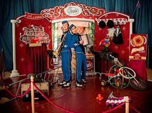 A su servício | Novo Circo bilhetes