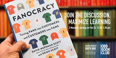 CEO Book Club Discussion of Fanocracy