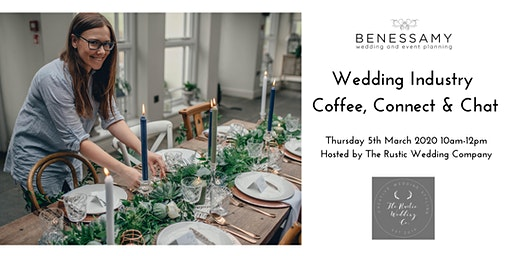 Wedding Industry Coffee Connect & Chat - March 2020