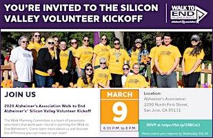 2020 Silicon Valley Volunteer Kickoff