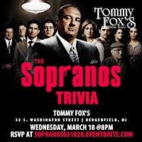 The Sopranos Trivia
