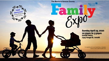 Barrie & Simcoe County Family Expo - Spring 2020