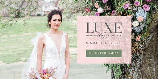 Luxe DFW Wedding Showcase