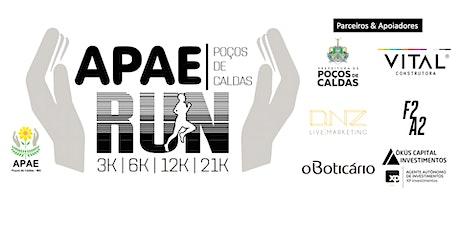 APAE Run 2020 - Corrida da APAE de Poços de Caldas ingressos