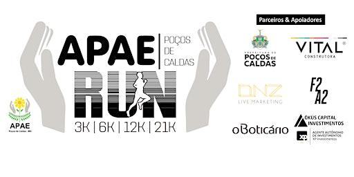 APAE Run 2020 - Corrida da APAE de Poços de Caldas