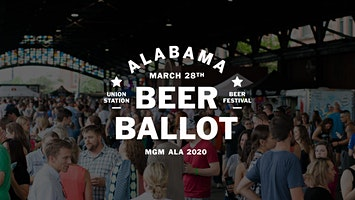 Alabama Beer Ballot