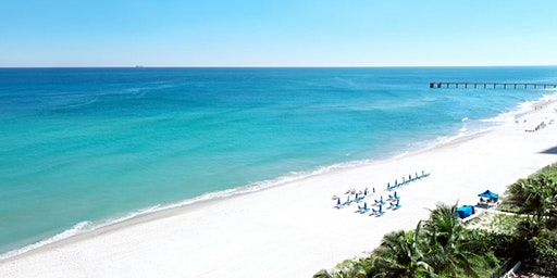 AKT Beach Workout at Solé Miami