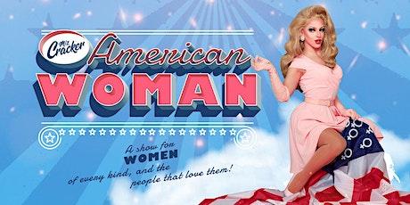 Miz Cracker: American Woman | Lincoln tickets