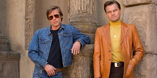 Melrose Rooftop Theatre Presents - ONCE UPON A TIME IN HOLLYWOOD