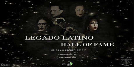 Legado Latino: Hall of Fame Fundraiser by HOLAS tickets
