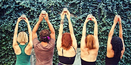 Drunk Yoga® + BRUNCH at Moxy Times Square tickets