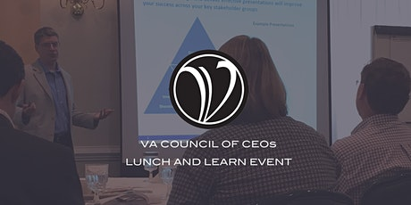 """Lunch & Learn - Cville: """"The Owner's Journey""""  tickets"""