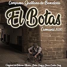 Comparsa Gaditana de Barcelona logo