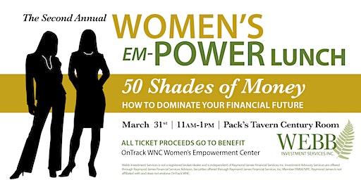 2nd Annual Women's Em-Power Lunch