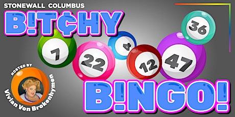 March Bitchy Bingo tickets