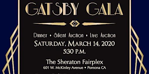 2020 Gatsby Gala Annual Dinner Auction