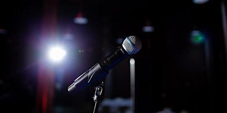 Stand-up à l'usine à musique billets
