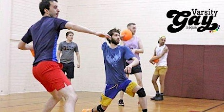 VGL Fairfield County: Queer+ Dodgeball Spring 2020 tickets